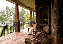 front porch columns front porch columns with a wood railing