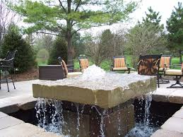 pictures of outdoor water fountains pool design ideas