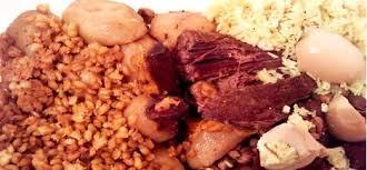 recette cuisine juive dafina marocaine skhina marocaine cuisine juive marocaine