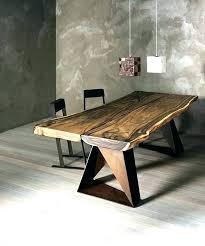 cuisine bois brut table de cuisine ronde en bois table de cuisine ronde table cuisine