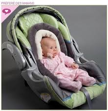 siège auto pour nouveau né le reducteur de poussette pour bébé préféré des mamans