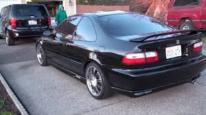 best 94 honda civic si youtube