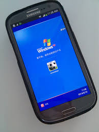 windows xp for android turn your android phone into a windows look feel android