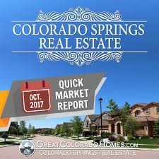 2017 colorado springs real estate statistics