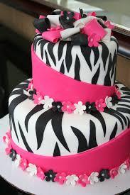 pink and black zebra cake for the girls bernie bakes pink and black zebra cake for the girls
