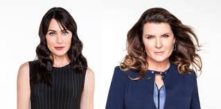 rena sofer hairstyles icymi rena sofer and kimberlin brown interview soap opera digest