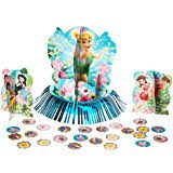amazon amscan disney u0027s tinkerbell scene setter party