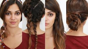 Hochsteckfrisurenen Selber Machen Einfach Schnell by 4 Schöne Und Einfache Frisuren Alltag Schule Uni Arbeit