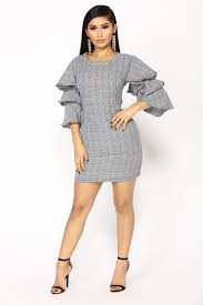 houndstooth dress calling houndstooth dress black white