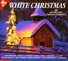 various cd white christmas 3 cd bear family records