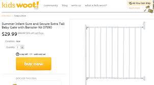Summer Infant Banister Gate Baby Gate U2013 Walletup Com