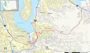 Lake Washington Map by Washington State Route 900 Wikipedia
