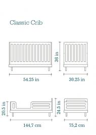 Crib Mattress Dimensions Most Inspiring Peachy Baletto Crib Mattress