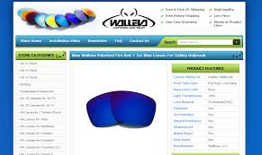 ebay template design ebay template design for walluva lenses