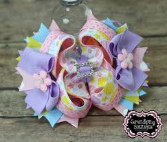 easter hair bows amazing easter hair bows accessories 2013 for baby kids