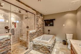 Bathroom Stone Tile by Rustic Master Bathroom Design Ideas U0026 Pictures Zillow Digs Zillow