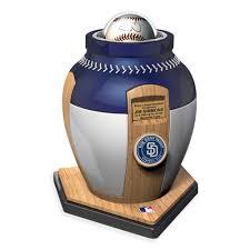 cremation san diego san diego padres major league baseball cremation urn