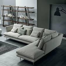rembourrage canapé cuir canape en plume canapac dangle de design lars avec revatement en
