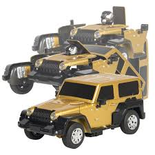 transformers jeep wrangler best choice products kids toy transformer rc robot car remote