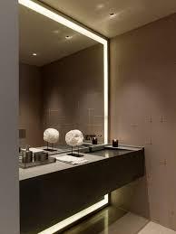 Contemporary Bathroom Lighting Bathroom Lighting Lighted Mirror With Contemporary Bathroom