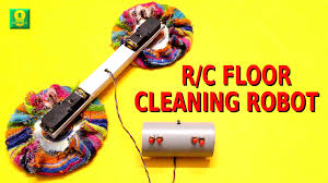 home cleaning robots how to make a remote controlled floor cleaning robot at home youtube