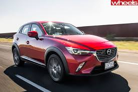 mazda suv range 2017 mazda cx 3 review