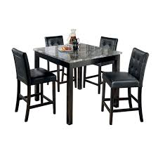 Wooden Dining Table Designs Kerala Signature Design By Ashley D154 223 Maysville Square Counter