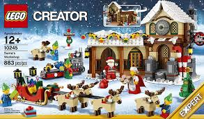 lego creator expert santa s workshop 10245 toys