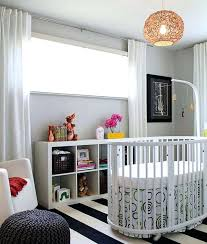 circle cribs for babies modern nursery with a col circular crib in