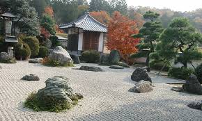 Rocks In Japanese Gardens Buiding Rock Garden Backyard Designs - Asian backyard designs
