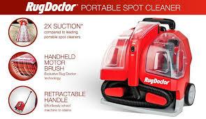 rug doctor launches portable spot cleaner nottingham spirk
