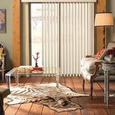 Window Treatments For Sliding Glass Doors With Vertical Blinds - levolor vertical blinds