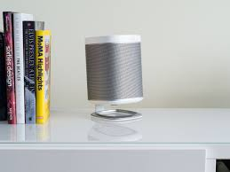 angle your sonos play 1 speaker for better sound with the flexson