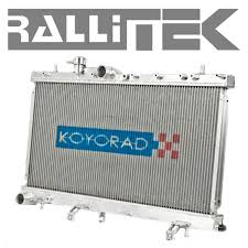 koyo aluminum racing radiator manual transmission wrx u0026 sti 2008