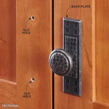 how to install cabinet hardware family handyman