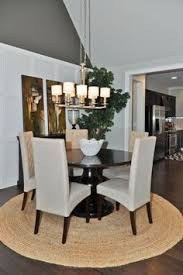 round rug for under kitchen table 25 stunning picture for choosing the perfect kitchen rugs round