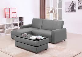canapé gris simili cuir canape angle convertible gris colombia et aussi fabuleux modes