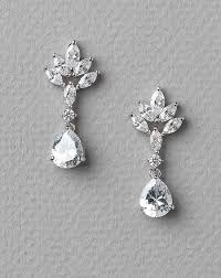 wedding earrings drop wedding earrings