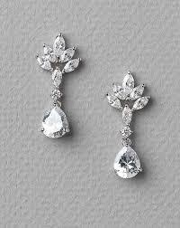 wedding earrings drop wedding earrings