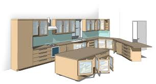 All In One Kitchen Sink And Cabinet by Revit Kitchen Family Revit Family Revit Families Revit Content