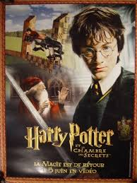 harry potter 2 la chambre des secrets la gazette du sorcier les images des affiches de promotion du dvd ii
