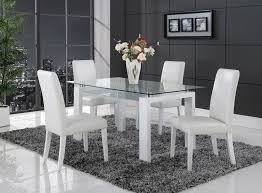 global furniture dining table dining table d648dt white by global furniture