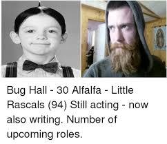Alfalfa Meme - t bug hall 30 alfalfa little rascals 94 still acting now also