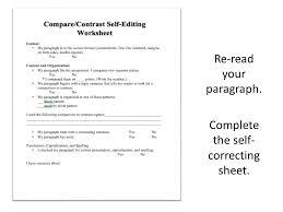 comparison contrast paragraph ppt video online download