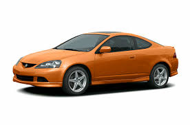 2005 acura rsx new car test drive