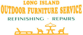 Long Island Outdoor Furniture Service Repair Refinish Restore - Outdoor furniture long island