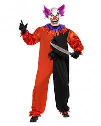 killer clown costume killer clown costume bo bo devilish clown as a circus costume