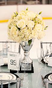 themed table numbers inspiration week hockey united with