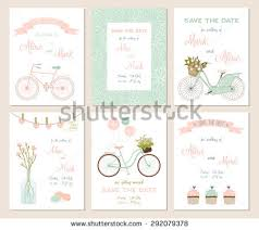 wedding card invitation template editable pattern imagem vetorial