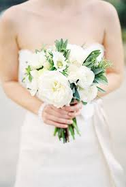 white wedding bouquets all white wedding bouquets brides